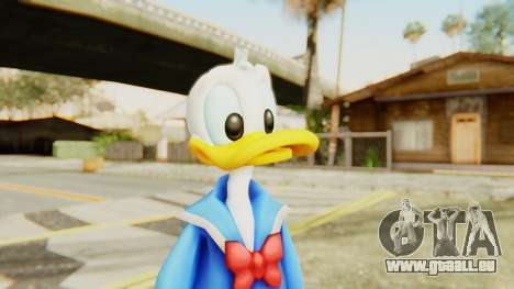 Kingdom Hearts 2 Donald Duck v2 pour GTA San Andreas