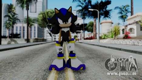 The Hedgehog für GTA San Andreas zweiten Screenshot
