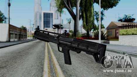 CoD Black Ops 2 - KSG für GTA San Andreas zweiten Screenshot