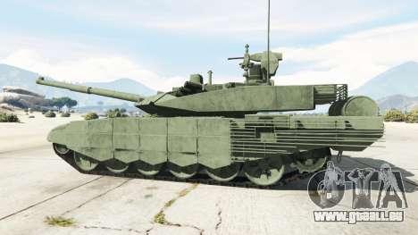 GTA 5 T-90MS hinten rechts