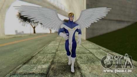 Marvel Heroes - Angel für GTA San Andreas zweiten Screenshot