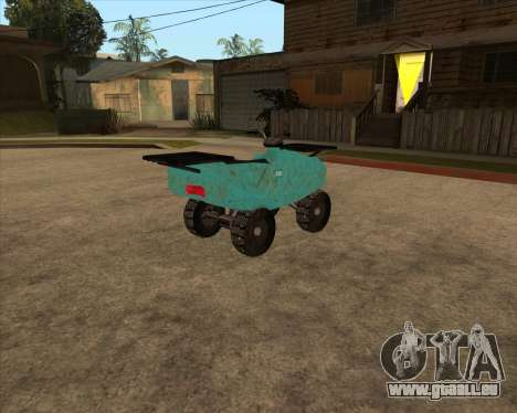 QuadNew v1.0 für GTA San Andreas rechten Ansicht