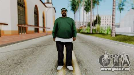 New Fam1 pour GTA San Andreas
