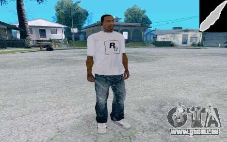 Glas mit Griff für GTA San Andreas zweiten Screenshot