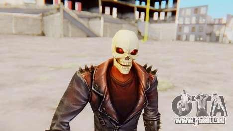 Marvel Future Fight - Ghost Rider für GTA San Andreas