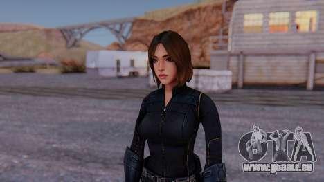 Marvel Future Fight - Daisy Johnson (Quake AOS3) für GTA San Andreas