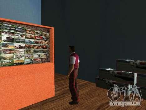 Boutique de Tommy Vercetti GTA Vice City pour la troisième écran