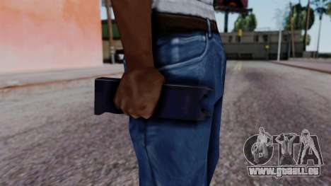 Vice City Beta Stun Gun für GTA San Andreas dritten Screenshot