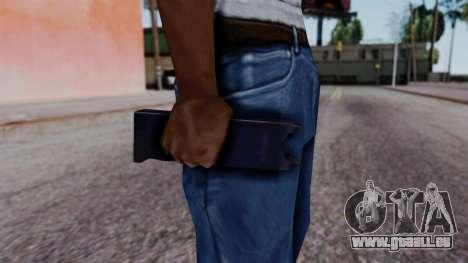 Vice City Beta Stun Gun pour GTA San Andreas troisième écran