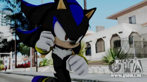 The Hedgehog pour GTA San Andreas