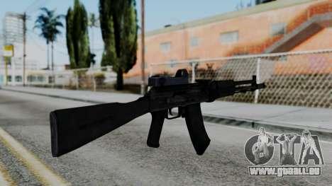 Arma OA AK74-100 pour GTA San Andreas deuxième écran