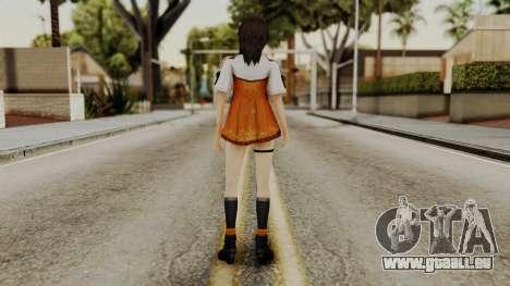 Fatal Frame 5 Yuri für GTA San Andreas dritten Screenshot