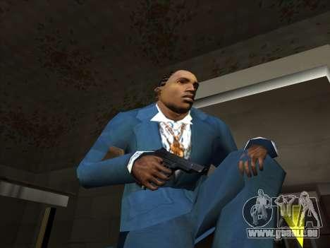 Eine Reihe von Russischen Waffen für GTA San Andreas dritten Screenshot