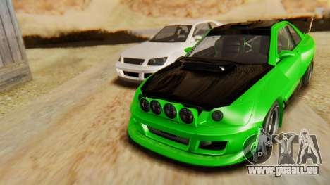 GTA 5 Karin Sultan RS IVF pour GTA San Andreas