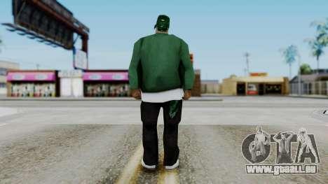 New Fam1 für GTA San Andreas dritten Screenshot