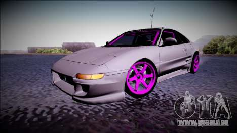 Toyota MR2 Drift Monster Energy pour GTA San Andreas