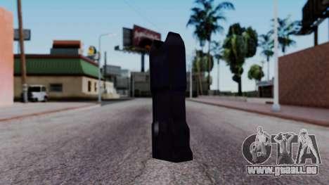 Vice City Beta Stun Gun pour GTA San Andreas