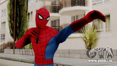 Marvel Heroes - Spider-Man Classic für GTA San Andreas