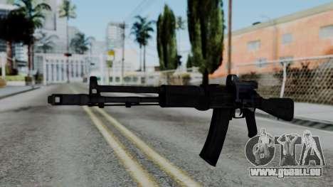 Arma OA AK74-100 pour GTA San Andreas