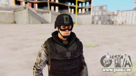 The Amazing Spider-Man 2 Game - Soldier für GTA San Andreas