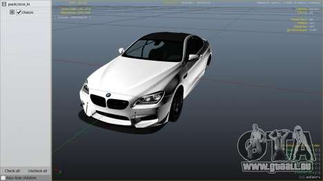 2013 BMW M6 Coupe für GTA 5
