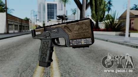 CoD Black Ops 2 - KAP-40 pour GTA San Andreas