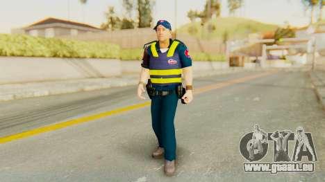 Csher pour GTA San Andreas deuxième écran