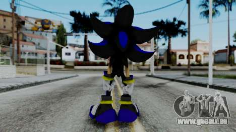 The Hedgehog für GTA San Andreas dritten Screenshot