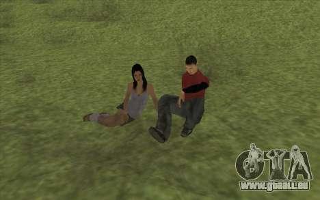 Road trip 1.0 für GTA San Andreas dritten Screenshot