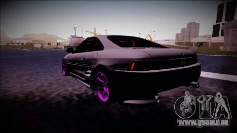 Toyota MR2 Drift Monster Energy pour GTA San Andreas vue de droite