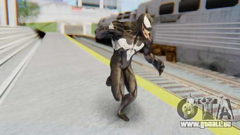 Marvel Heroes - Venom (Classic) für GTA San Andreas zweiten Screenshot