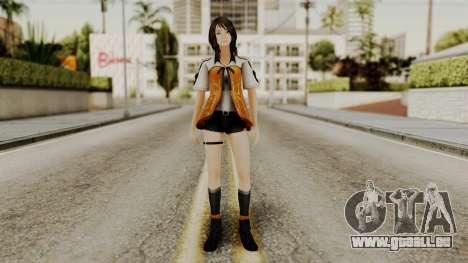 Fatal Frame 5 Yuri für GTA San Andreas zweiten Screenshot