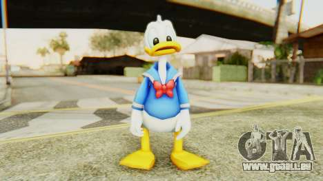 Kingdom Hearts 2 Donald Duck v2 für GTA San Andreas zweiten Screenshot