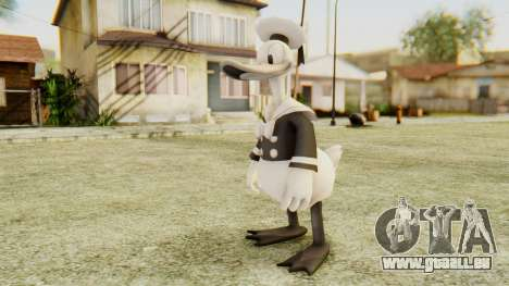 Kingdom Hearts 2 Donald Duck Timeless River v1 für GTA San Andreas zweiten Screenshot