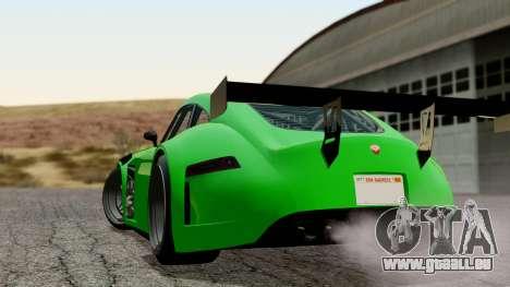 GTA 5 Bravado Verlierer Tuned für GTA San Andreas linke Ansicht