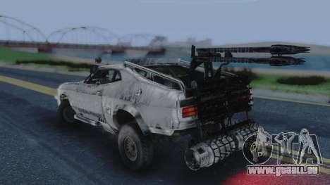 Razor Cola v1.0 für GTA San Andreas linke Ansicht