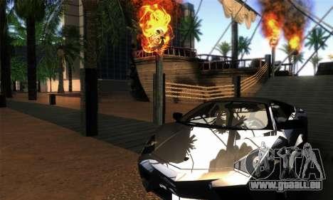 EnbUltraRealism v1.3.3 pour GTA San Andreas deuxième écran