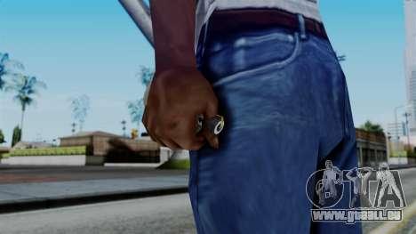 CoD Black Ops 2 - Semtex für GTA San Andreas dritten Screenshot
