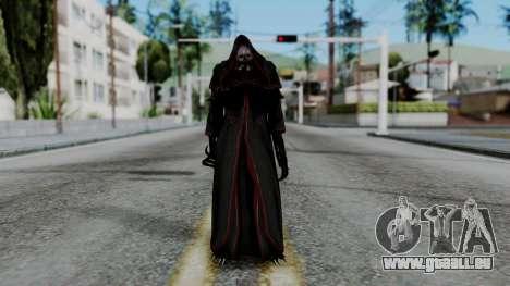 RE4 Monster Right Salazar Skin pour GTA San Andreas deuxième écran