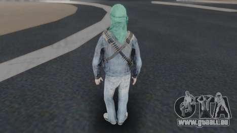 Somalia Militia pour GTA San Andreas troisième écran