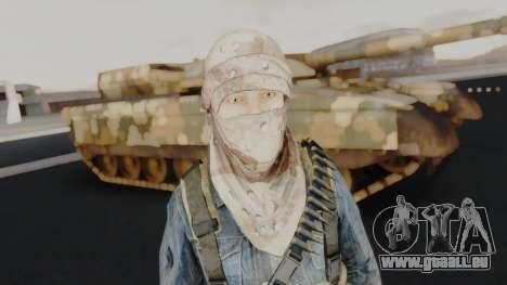 Somalia Militia Desert Camo pour GTA San Andreas