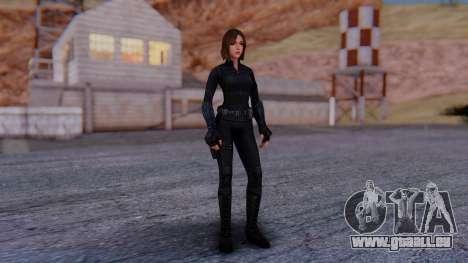 Marvel Future Fight - Daisy Johnson (Quake AOS3) für GTA San Andreas zweiten Screenshot