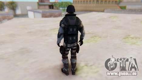 The Amazing Spider-Man 2 Game - Soldier für GTA San Andreas dritten Screenshot