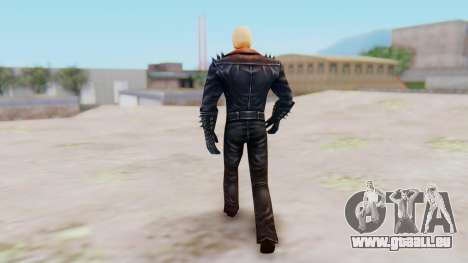 Marvel Future Fight - Ghost Rider für GTA San Andreas dritten Screenshot