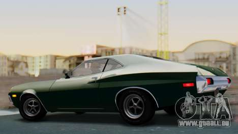Ford Gran Torino Sport SportsRoof (63R) 1972 IVF für GTA San Andreas linke Ansicht