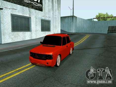 VAZ 2107 Rang Rover Edition für GTA San Andreas