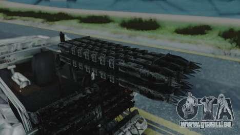 Razor Cola v1.0 für GTA San Andreas rechten Ansicht