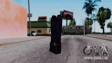 Vice City Beta Stun Gun pour GTA San Andreas deuxième écran