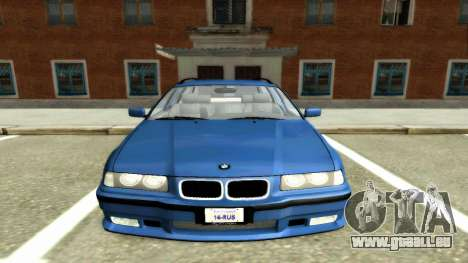 BMW 318i Wagon Touring Wagon für GTA San Andreas
