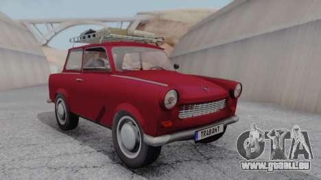 Trabant 601 für GTA San Andreas